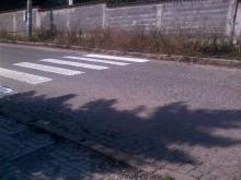 Пешеходна пътека към ...