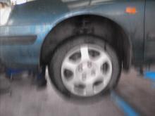 Колата качена на крик